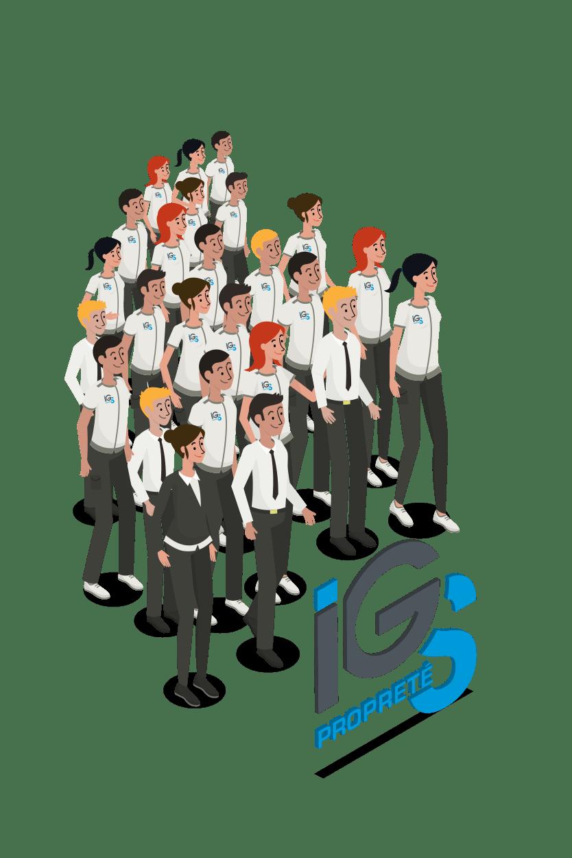 IGS s'engage dans le développement durable - IGS Propreté